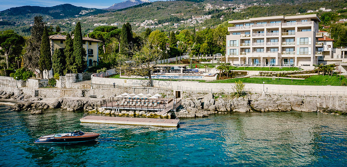 luxury hotel croatia ikador