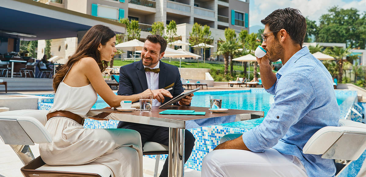 experience manager ikador luxury hotel croatia
